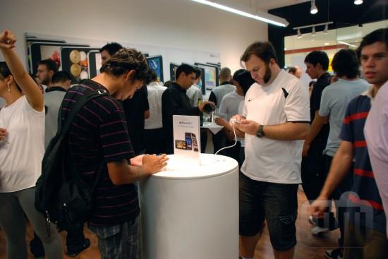 Inauguração da iPlace do Iguatemi de PoA