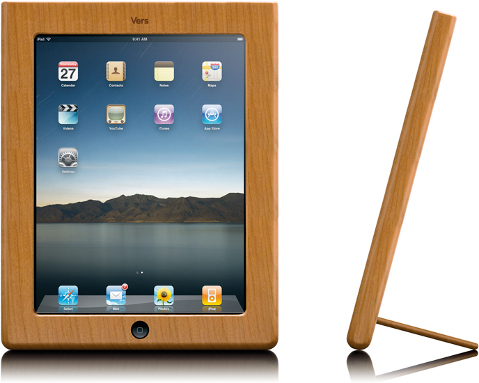 Wood Case for iPad (Vers)