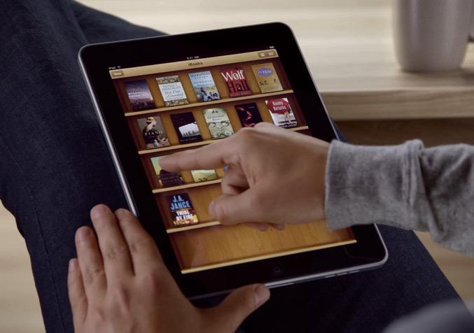 Comercial do iPad