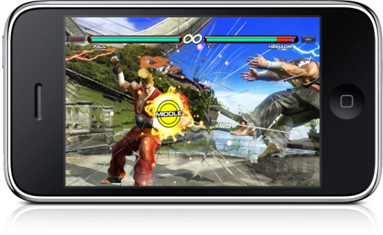 Tekken para iPhone