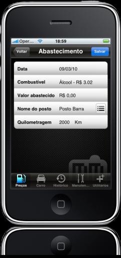 BrasilFlex 2.0 no iPhone