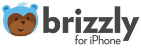 Logo do Brizzly for iPhone