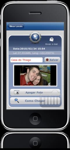 Como Chegar no iPhone