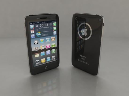Conceito de iPhone 4G