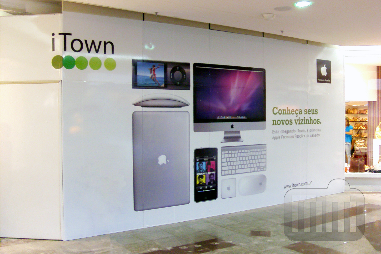 iTown, Apple Premium Reseller em Salvador