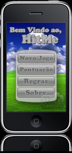 HitMe! no iPhone