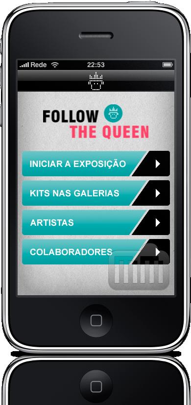 FTQ - Follow the Queen no iPhone