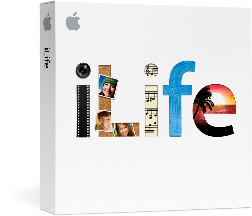 Caixa do iLife '09