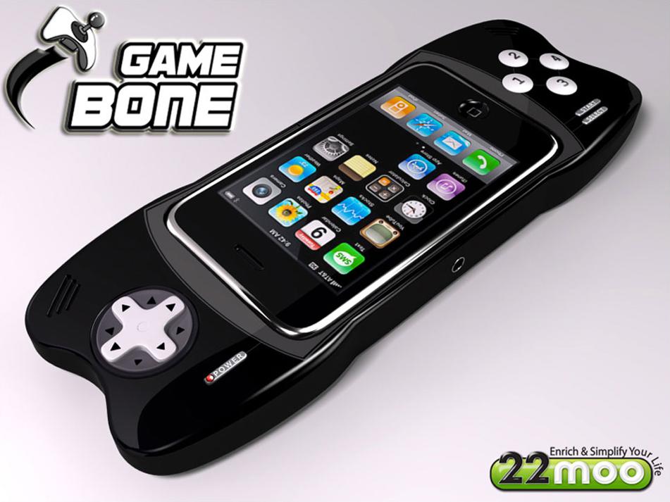 GameBone para iPhone