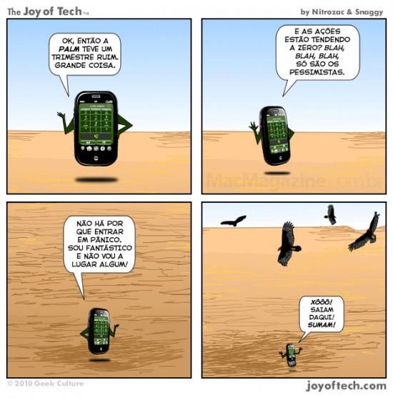 Joy of Tech: Deserto da Palm