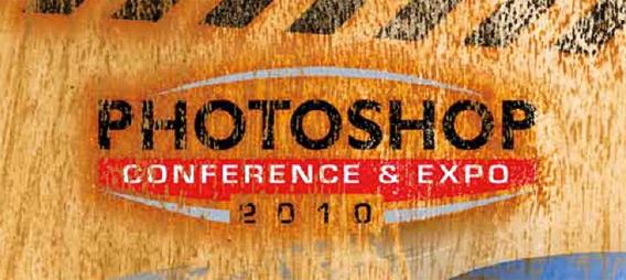 Logo da Photoshop Conference & Expo 2010