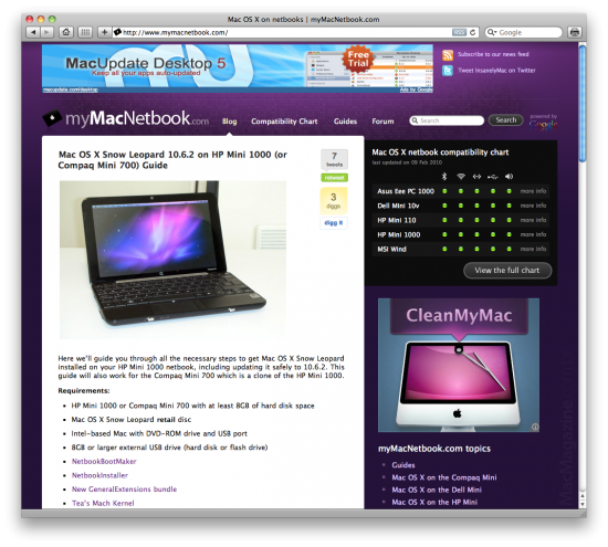 myMacNetbook.com