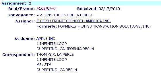 Marca iPad é comprada pela Apple da Fujitsu