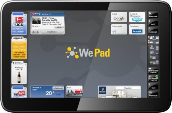 WePad, iPad-killer