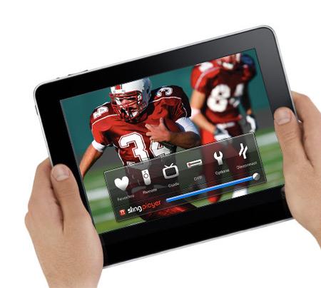 SlingPlayer no iPad