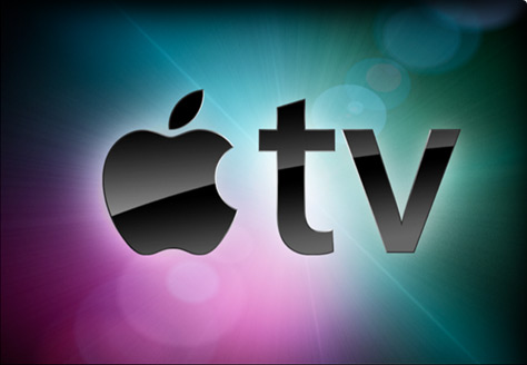 Logo do Apple TV
