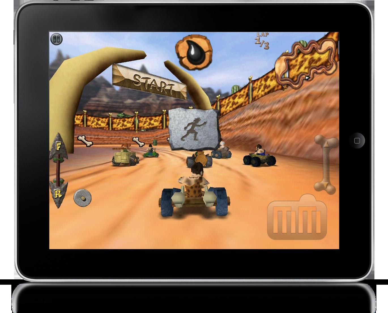 Cro-Mag Rally para iPad