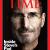 Capa da TIME com Steve Jobs e iPad