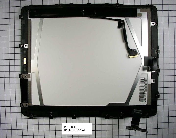 iPad internal na FCC