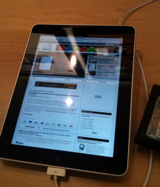 MacMagazine no iPad, por Roberto