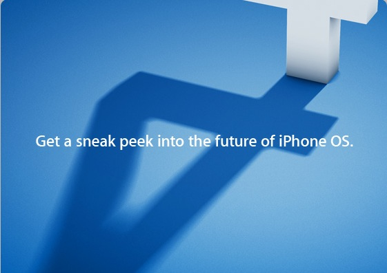 Sneak peek iPhone OS 4.0