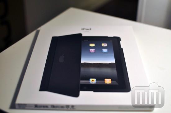Unboxing do iPad do Breno