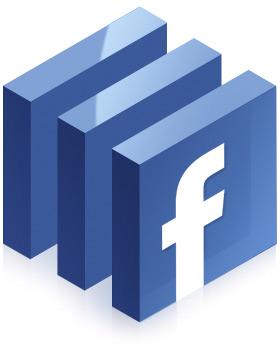 Logo do Facebook Connect