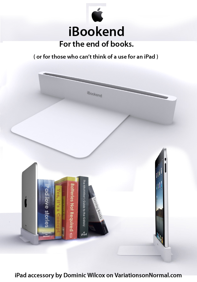 iBookend para iPad