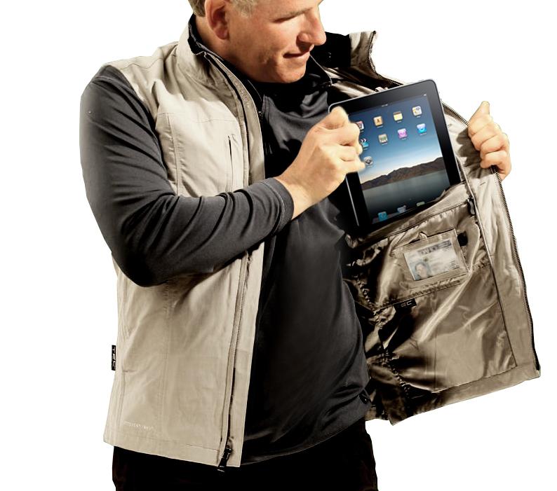 SCOTTEVEST para iPad
