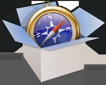 Ícone do WebKit 2