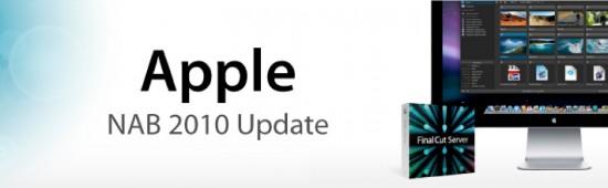 Apple na NAB 2010?
