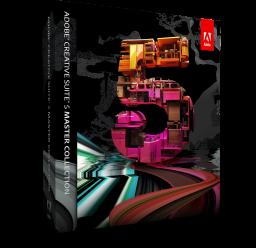 Caixa da Adobe CS5 Master Collection