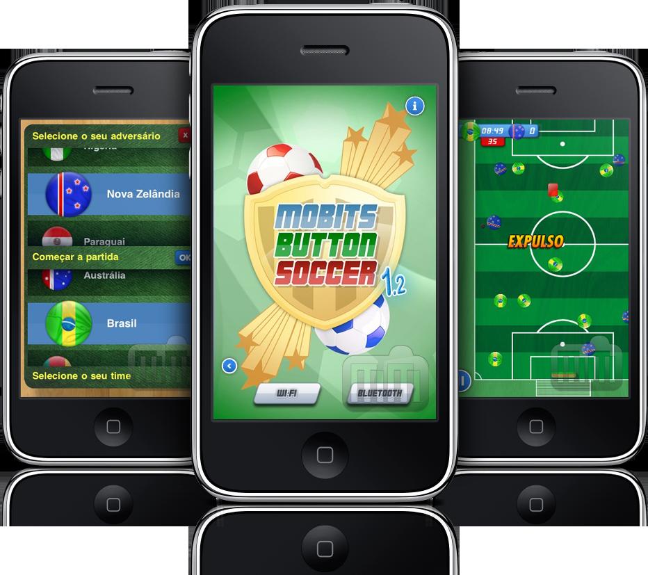 Mobits Button Soccer 1.2 em iPhones