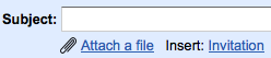 Integração do Gmail com o Google Calendar