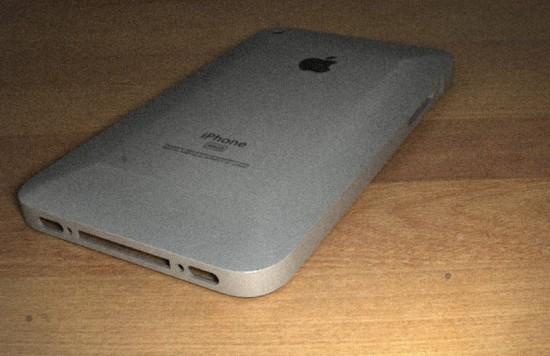 Carcaça do iPhone 4G?