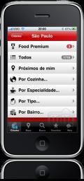 Food Brasil 1.3 no iPhone