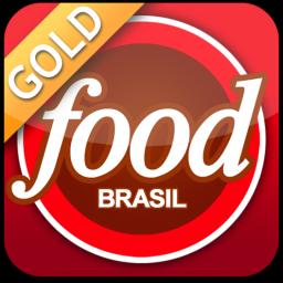 Ícone do Food Brasil Gold