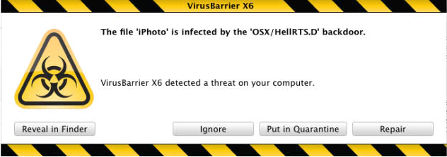 HellRTS Backdoor Can Allow Malicious Remote Users to Control Macs