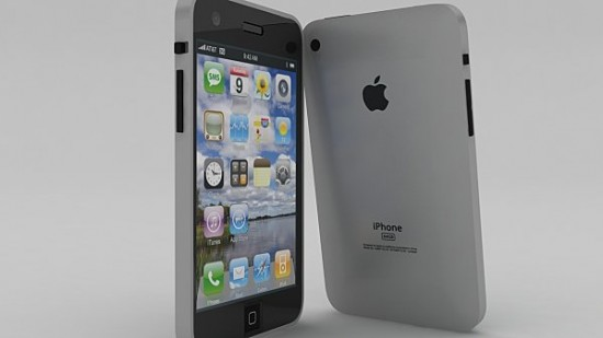iPhone 4G falso