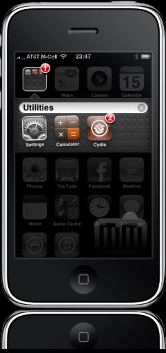 redsn0w 0.9.5 faz jailbreak no iPhone OS 4.0