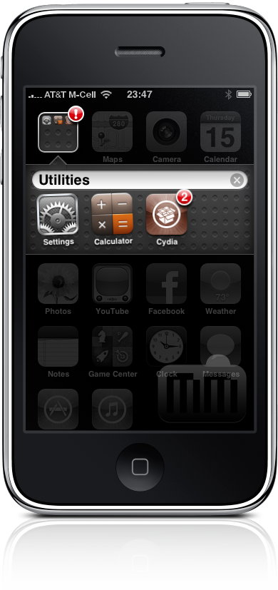 redsn0w 0.9.5 faz jailbreak no iPhone OS 4.0