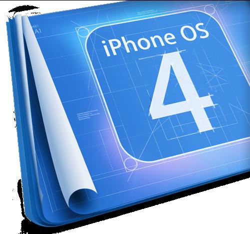 Pôster do iPhone OS 4.0
