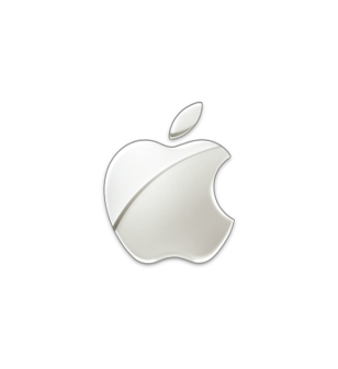 Logo da Apple para miniaturas/destaques