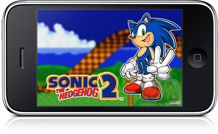 Sonic the Hedgehog 2 no iPhone