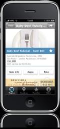 VEJA Comer & Beber no iPhone