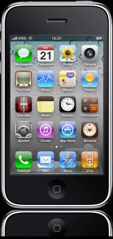 Novidades no iPhone OS 4.0 Beta 2