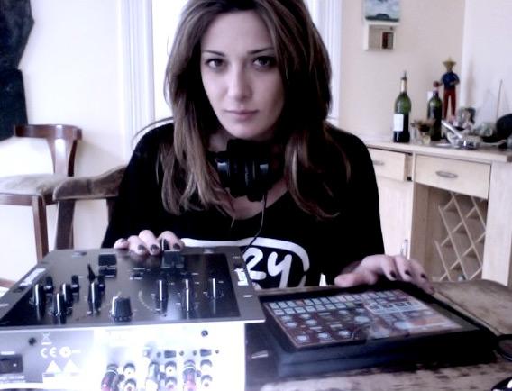 Rana Sobhany, a iPad DJ