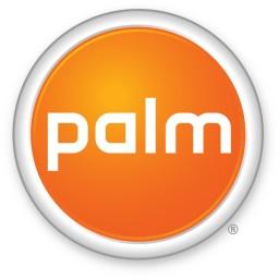 Logo da Palm