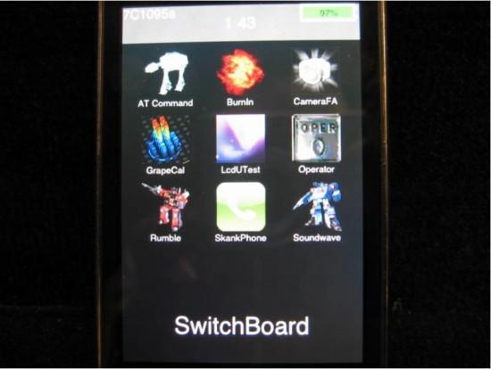 Protótipo de iPod touch com câmera encontrado no eBay