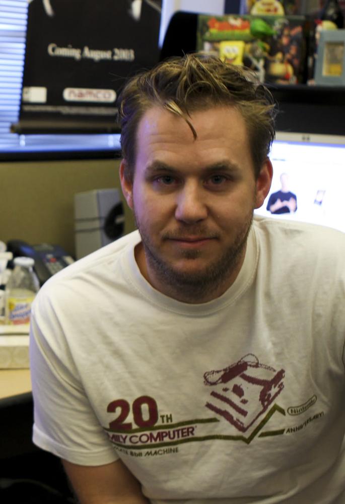 Matt Casamassina, ex-editor do portal IGN